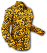 Wavyline yellow-black