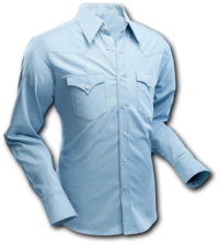 Denim light-blue